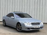 Mercedes-Benz CL500 5.0 auto CL500 PX SWAP FINANCE AVAILABLE TOP SPEC