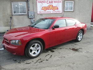 2008 DODGE CHARGER //  SUMMER & WINTER TIRES ON RIM INCL.