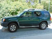 2000 Nissan Xterra SUV, Crossover