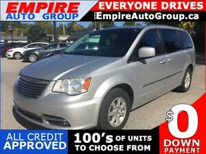 2012 CHRYSLER TOWN & COUNTRY REAR CAM * BLUETOOTH * SAT RADIO SY