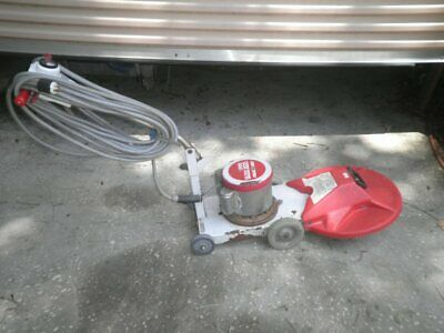 Pullman Holt Gloss Boss 1500 High Speed 20 Burnisher Floor Polisher Gb1500f