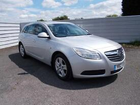 VAUXHALL INSIGNIA 2.0CDTi 16v Exclusiv ONE OWNER, FSH
