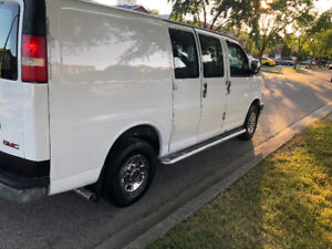 2009 GMC Savana Chrome Package