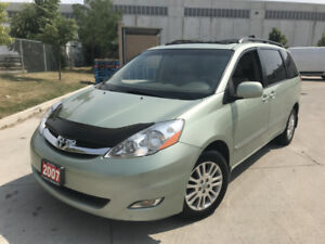 2007 Toyota Sienna, XLE, Only 118000,Leather warranty available
