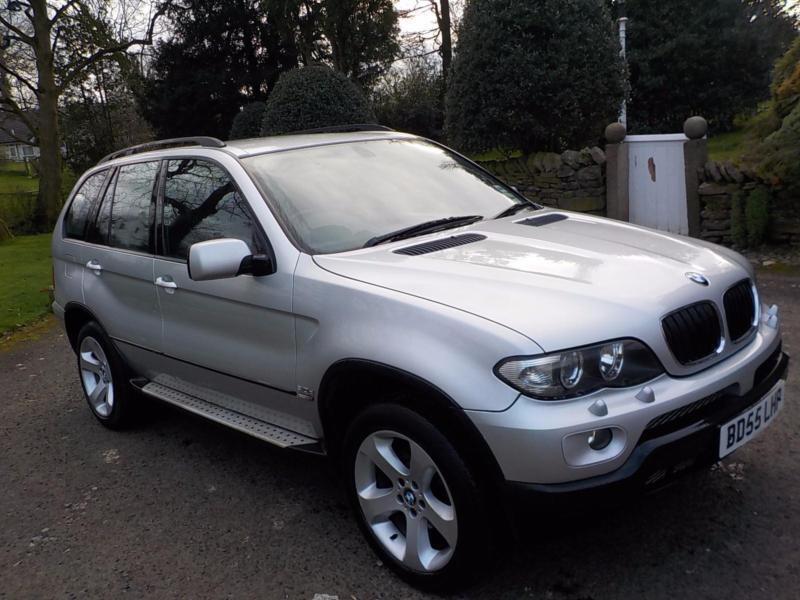 BMW X5 3.0d auto 2005MY Sport, 07583332244, SK68HY
