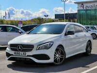 2016 Mercedes-Benz CLA CLA 220d AMG Line 4Matic 5dr Tip Auto Estate Diesel Autom