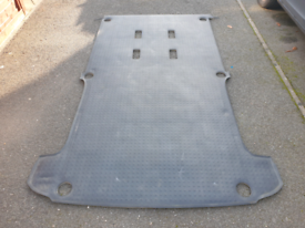 VW T5 T6 Rear Insulated Rubber Flooring. Genuine Volkswagen