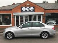 2010 MERCEDES BENZ C CLASS C180K BlueEFFICIENCY SE 4dr Auto
