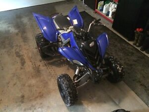 Yamaha raptor 700 *BUILT*
