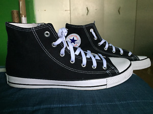 New Pair of Converse Chuck Taylor All Star High Top | Black