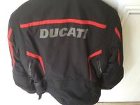 Ducati textile jacket by Revit