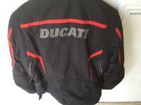 Ducati textile jacket by Revit