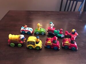 Vintage!  8 Toy Character Vehicles Kitchener / Waterloo Kitchener Area image 2