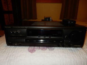 TECHNICS Stereo Receiver SA-G67 For Sale!! (with remote)