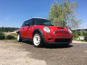 Mini Cooper S 2003 (Supercharged) Manuelle 6 vitesses