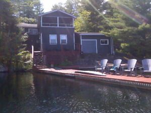 Muskoka Cottage  - 2X$450/night - Two Weeks in June Available