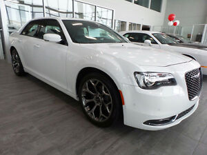 SPRING CLEARANCE SALE! 2016 CHRYSLER 300-S! SAVE $13,000!