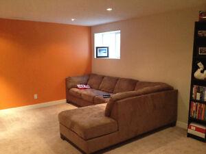 Brand New 1 BDRM Basement Suite for Rent