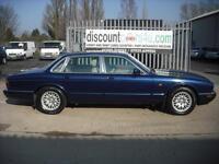 2000 Jaguar XJ Series 3.2 auto XJ8......ONLY 54000 MILES FROM NEW....
