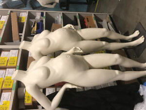 Maternity Mannequins (6 total)