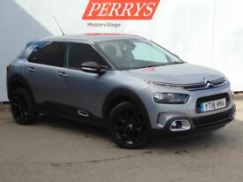 2018 CITROEN C4 CACTUS 1.6 BlueHDi Flair 5dr