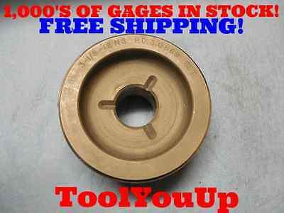3 18 12 Ns Set Thread Plug Gage 3.125 P.d. 3.0669 Inspection Tool
