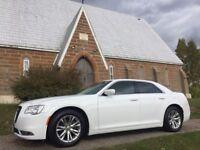 Wedding Car And Chauffeur