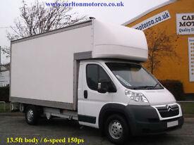 2012/ 12 Citroen Relay 35 L4 Luton Box Van [ 150ps ] Heavy