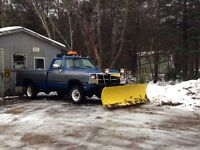 Need a plow or snow off your roof