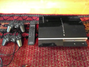 160 GB PS3 with 13 Games
