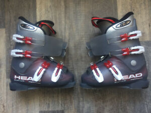 Head Ski Boots (Youth 261mm)