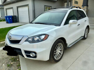 2012 Acura RDX Turbo SH-AWD SUV with Winter Tires