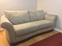 Mint Condition Italian-Made Sofa & Loveseat!