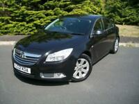VAUXHALL INSIGNIA 2.0 SRI NAV DIESEL 2012/12, TWO OWNERS, JUST 69,000 MILES