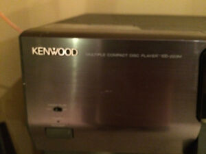 Kenwood CD-223-M 200 Disc CD Player Kingston Kingston Area image 2