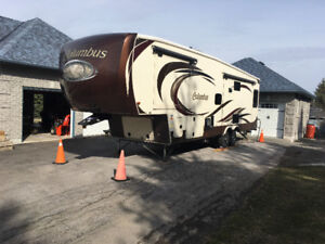 2015 Columbus 320RS 5th Wheel for sale
