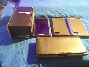 Blackberry Leap with 3 cases