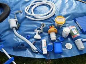 Swimming Pool Cover and Accessory Lot Kitchener / Waterloo Kitchener Area image 5