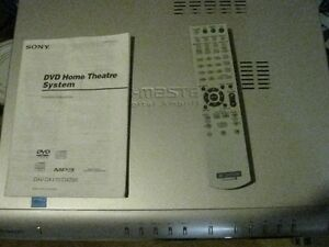 HOME STEREO SYSTEM - SONY DX170