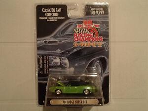 Racing Champions Diecast Collectible 1970 Dodge Super Bee Sarnia Sarnia Area image 1