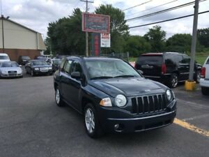 Jeep Compass Sport-AUTOMATIC-AIR CLIMATISER 2007
