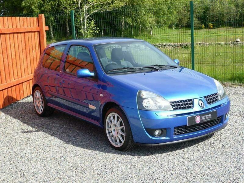 2003 Renault Clio 2 0 16v Renaultsport Cup 3dr | in Kintore, Aberdeenshire  | Gumtree