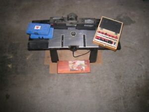 Craftsman 1-1/2hp router