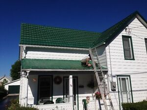 Steel roof & siding painting, repair and install Kingston Kingston Area image 4