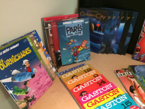 BD et collection BD - comme neuf. Tintin, Asterix, Les Psy,...