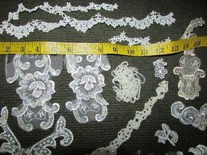 VINTAGE Bridal Lace Applique Lot Gatineau Ottawa / Gatineau Area image 6