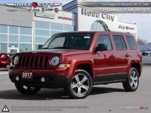 2017 Jeep Patriot   - *