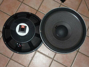 "JBL 2226 15"" Professional Sound System Speakers / Pair"