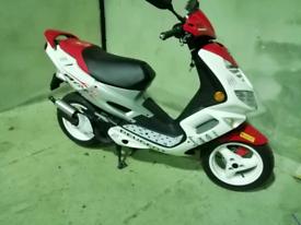 Peugeot speed fight 50