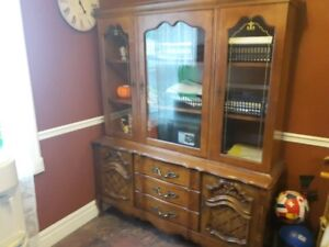Beautiful Hutch Cabinet